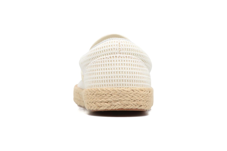 Baskets Vans Classic Slip-On W Blanc vue droite