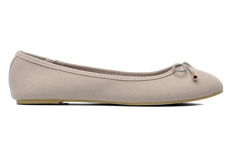 Ballerina's I Love Shoes Thavolant Grijs achterkant