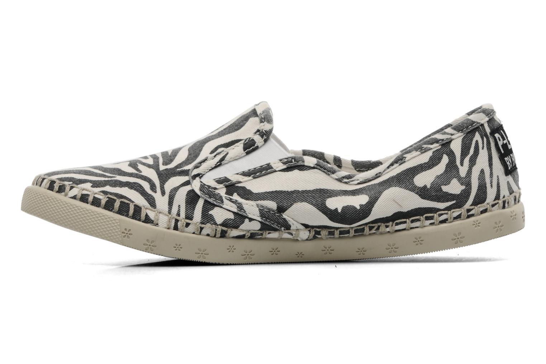 Sneaker P-L-D-M By Palladium Bora Print mehrfarbig ansicht von vorne
