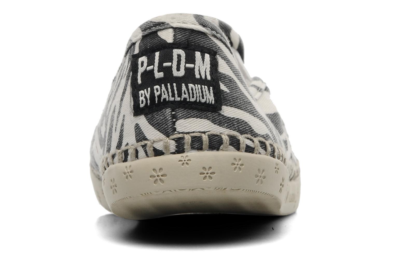 Sneaker P-L-D-M By Palladium Bora Print mehrfarbig ansicht von rechts