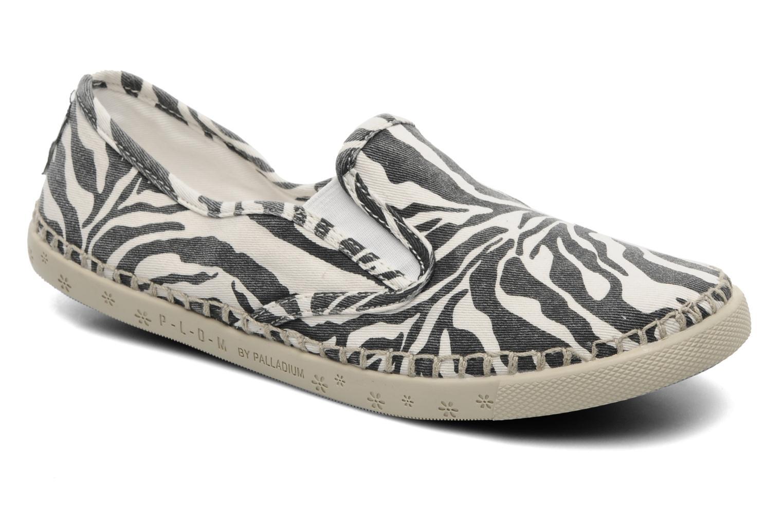 Sneaker P-L-D-M By Palladium Bora Print mehrfarbig detaillierte ansicht/modell