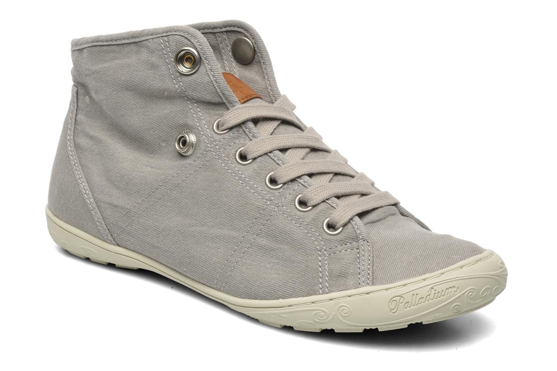 Sneakers P-L-D-M By Palladium Gaetane Twl Grå 3/4 bild