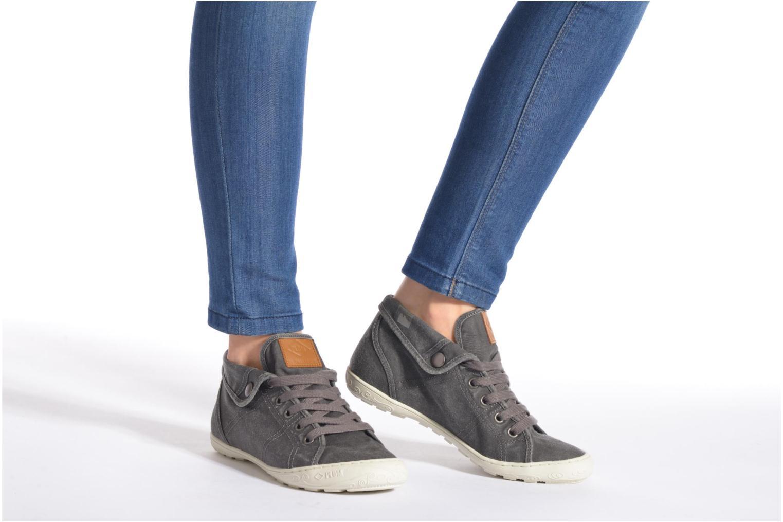 Sneakers P-L-D-M By Palladium Gaetane Twl Grijs onder