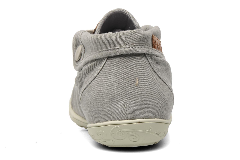 Sneakers P-L-D-M By Palladium Gaetane Twl Grijs rechts
