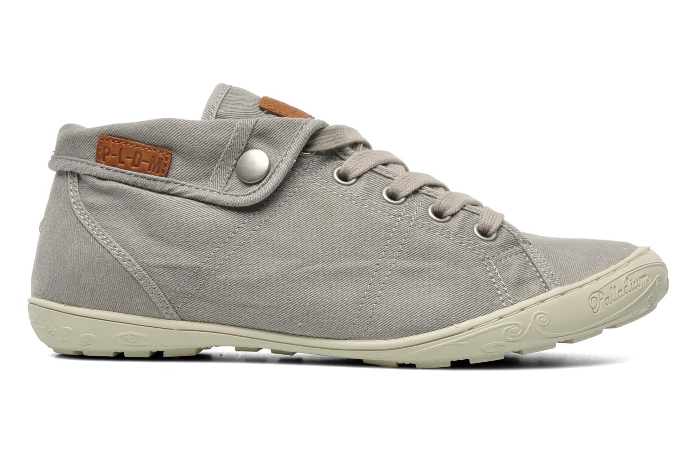 Sneakers P-L-D-M By Palladium Gaetane Twl Grijs achterkant