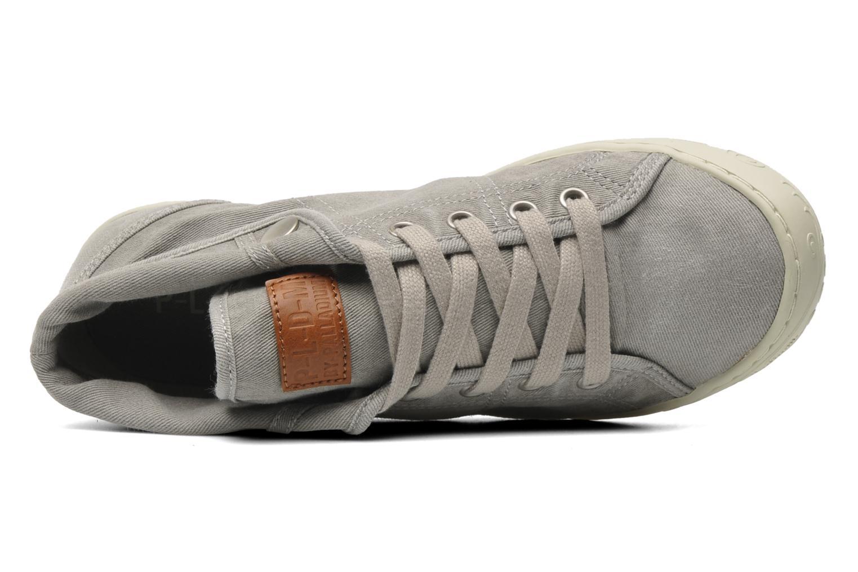 Sneakers P-L-D-M By Palladium Gaetane Twl Grijs links