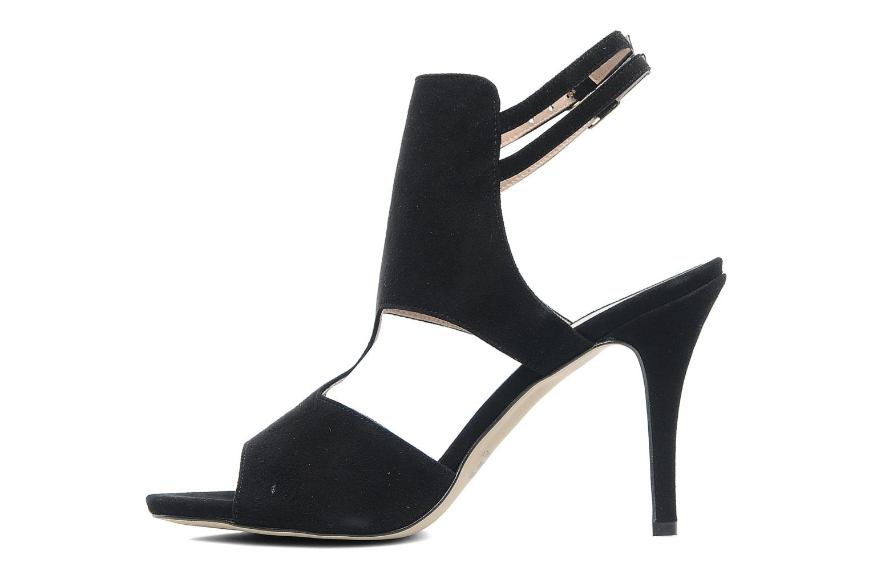 Sandalen Georgia Rose Baccolo Zwart voorkant
