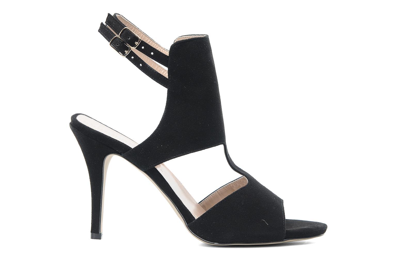 Sandalen Georgia Rose Baccolo Zwart achterkant