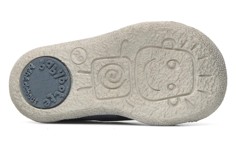 Stiefeletten & Boots Babybotte PEPITO blau ansicht von oben