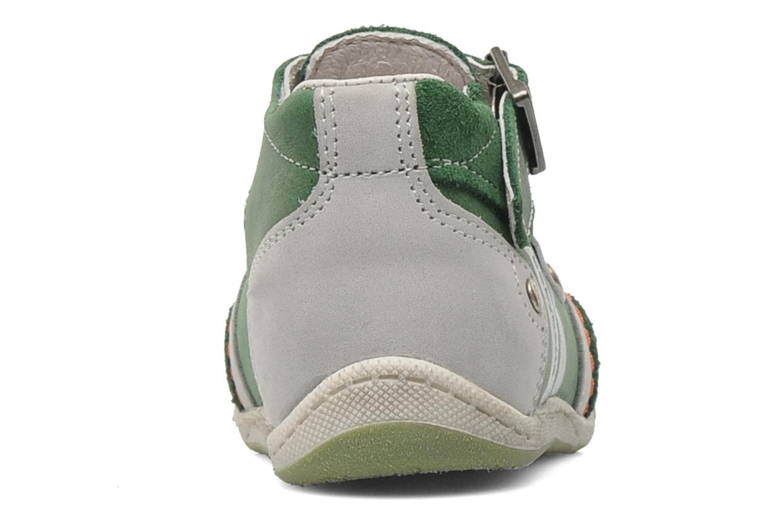 Sandalen Babybotte PANPI Groen rechts