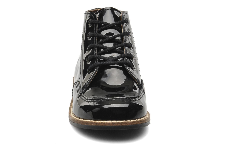 Bottines et boots Babybotte Auriginal1 Noir vue portées chaussures