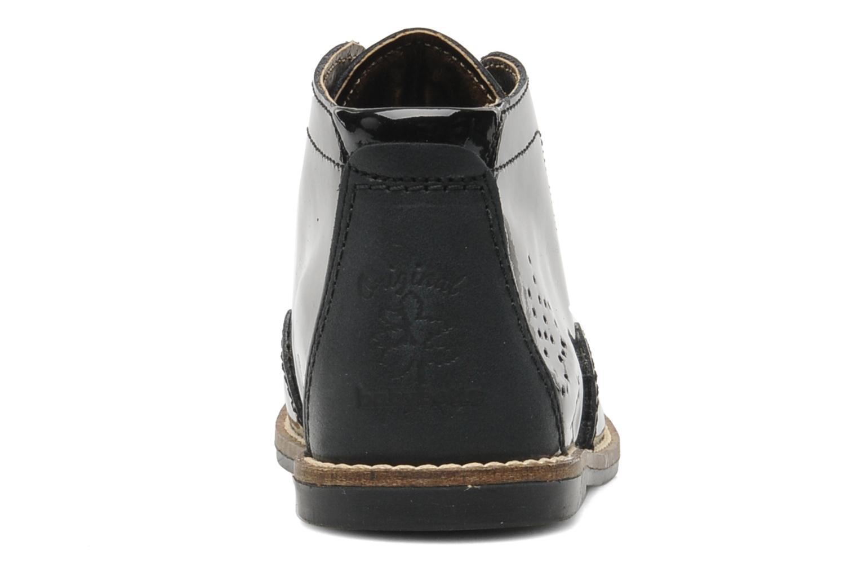 Bottines et boots Babybotte Auriginal1 Noir vue droite