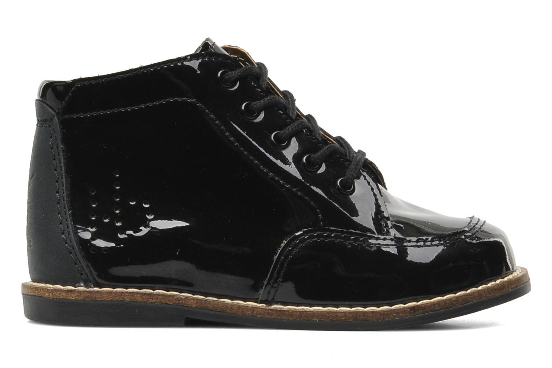 Bottines et boots Babybotte Auriginal1 Noir vue derrière