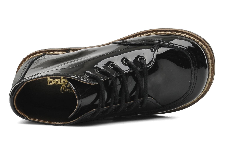 Bottines et boots Babybotte Auriginal1 Noir vue gauche