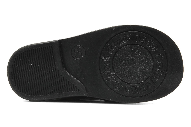 Bottines et boots Babybotte Auriginal1 Noir vue haut