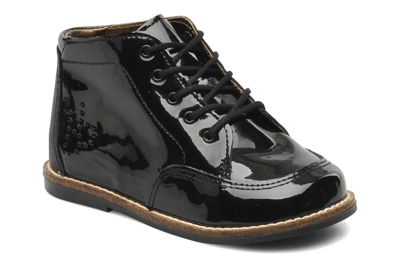 Bottines et boots Babybotte Auriginal1 Noir vue détail/paire