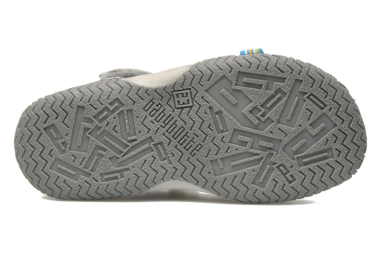 Sandalen Babybotte TITOUAN grau ansicht von oben