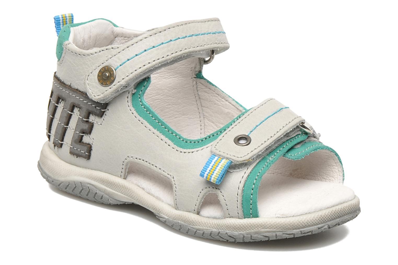 Sandalen Babybotte TITOUAN grau detaillierte ansicht/modell