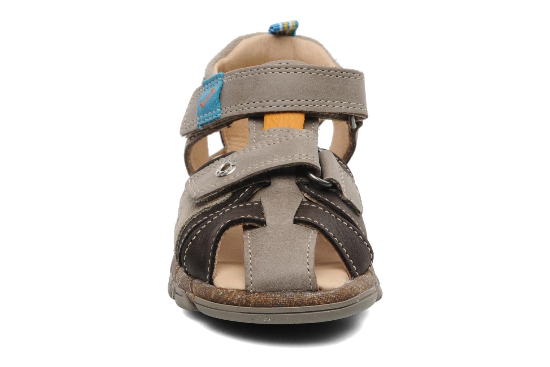 Sandalen Babybotte KOALA beige schuhe getragen