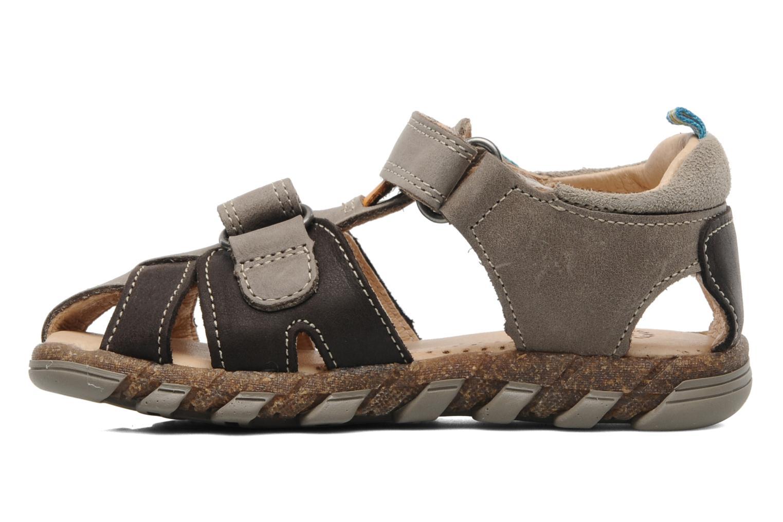 Sandales et nu-pieds Babybotte KOALA Beige vue face