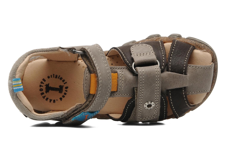 Sandales et nu-pieds Babybotte KOALA Beige vue gauche