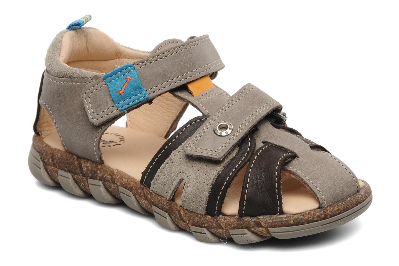Sandales et nu-pieds Babybotte KOALA Beige vue détail/paire