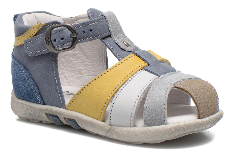 Sandalen Babybotte TANGO blau detaillierte ansicht/modell