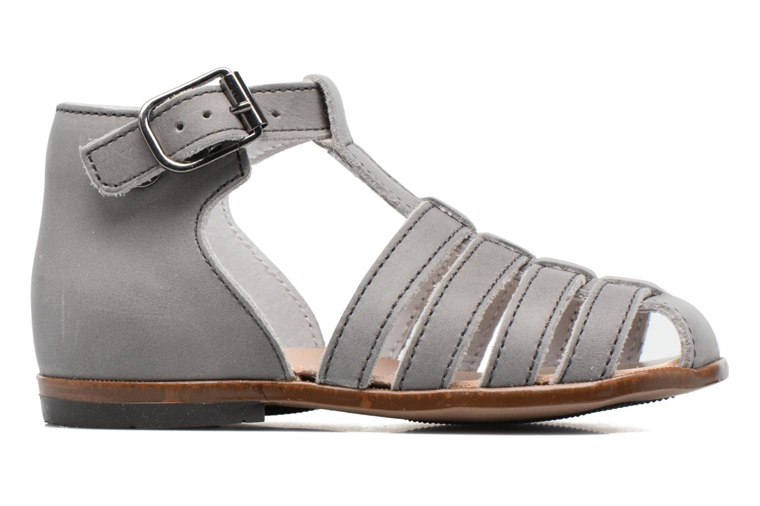 Sandals Little Mary Jules Grey back view