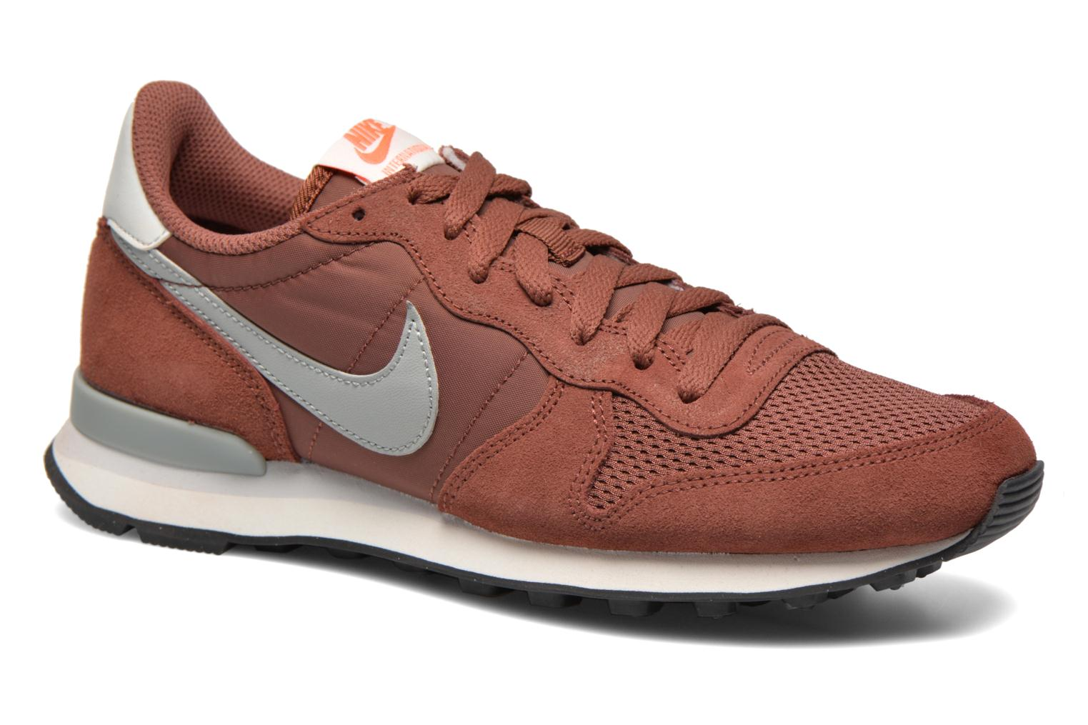 official photos quality design finest selection nike internationalist red sepia base grey