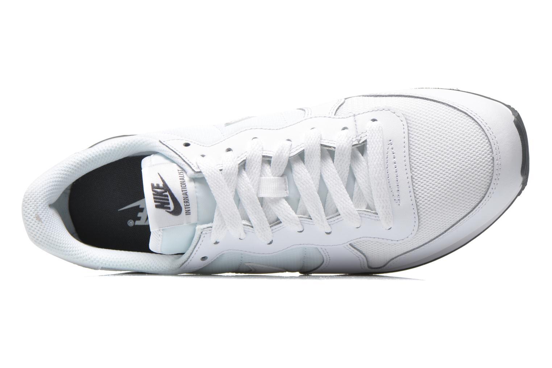 Baskets Nike Nike Internationalist Blanc vue gauche