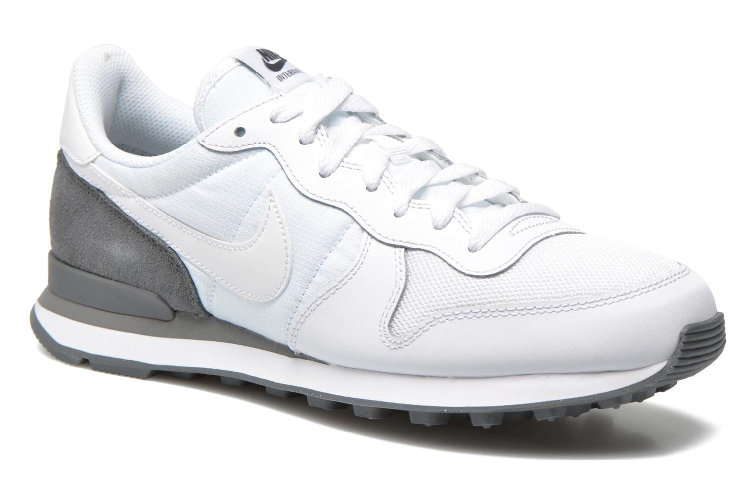 nike internationalist prm schoenen wit