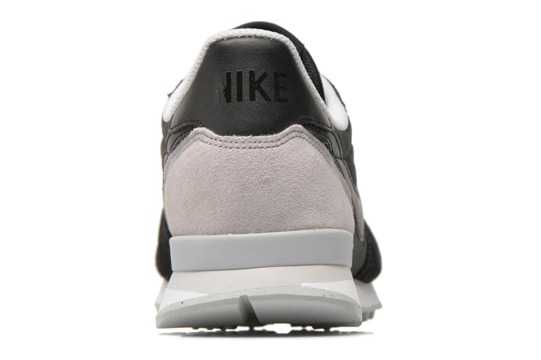 Sneaker Nike Nike Internationalist schwarz ansicht von rechts