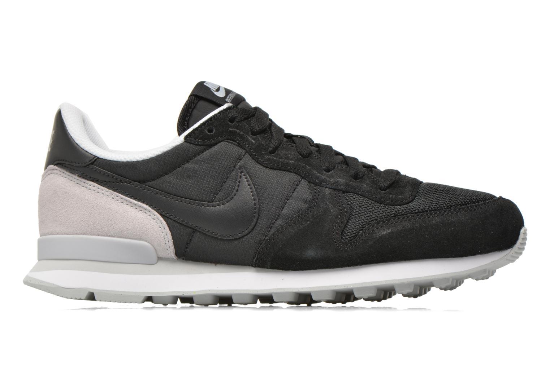 Sneaker Nike Nike Internationalist schwarz ansicht von hinten