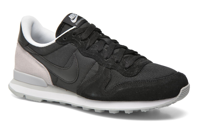 Sneaker Nike Nike Internationalist schwarz detaillierte ansicht/modell