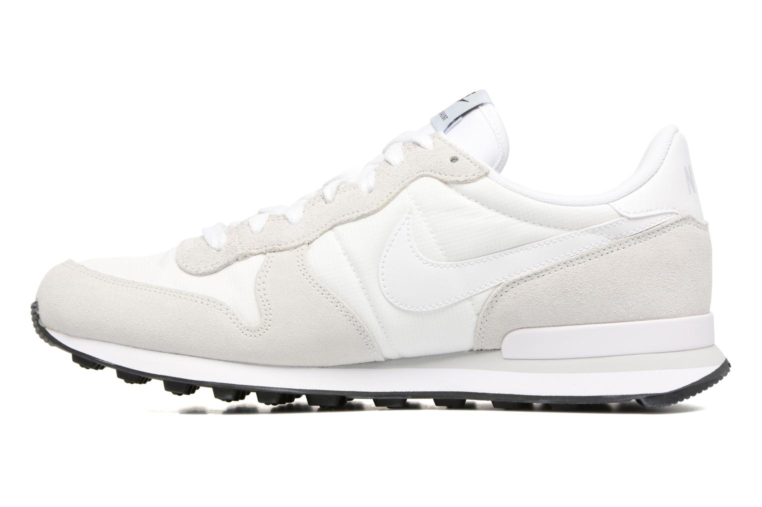 Trainers Nike Nike Internationalist White front view
