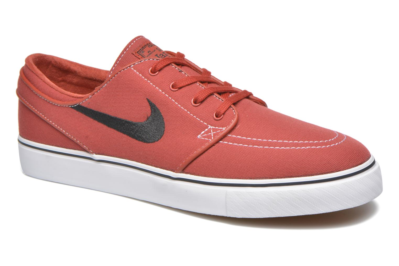 Nike SB Zoom Stefan Janoski Cnvs Drk Cynn/Blck-Gm Lght Brwn-Wht