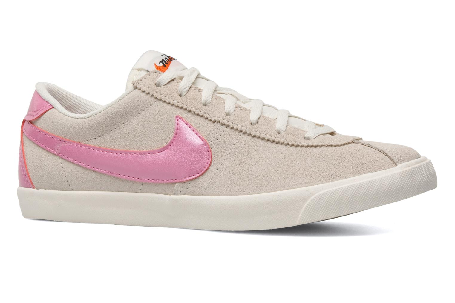 Trainers Nike Wmns Nike Bruin Lite Suede Beige back view