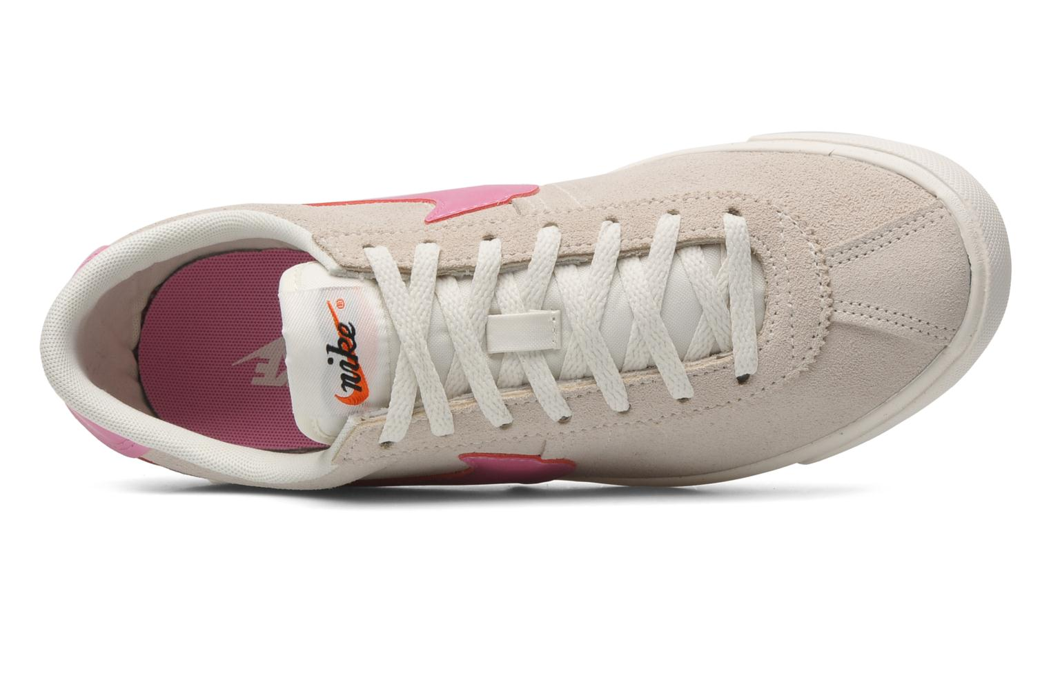 Trainers Nike Wmns Nike Bruin Lite Suede Beige view from the left