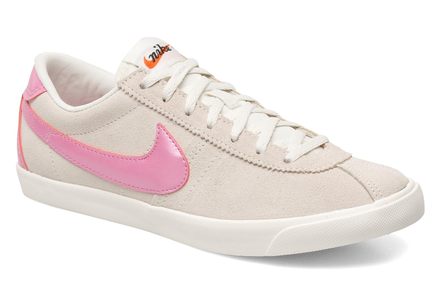 Trainers Nike Wmns Nike Bruin Lite Suede Beige detailed view/ Pair view