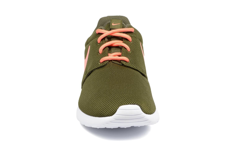 Trainers Nike Wmns Nike Roshe One Green model view