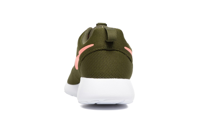Baskets Nike Wmns Nike Roshe One Vert vue droite