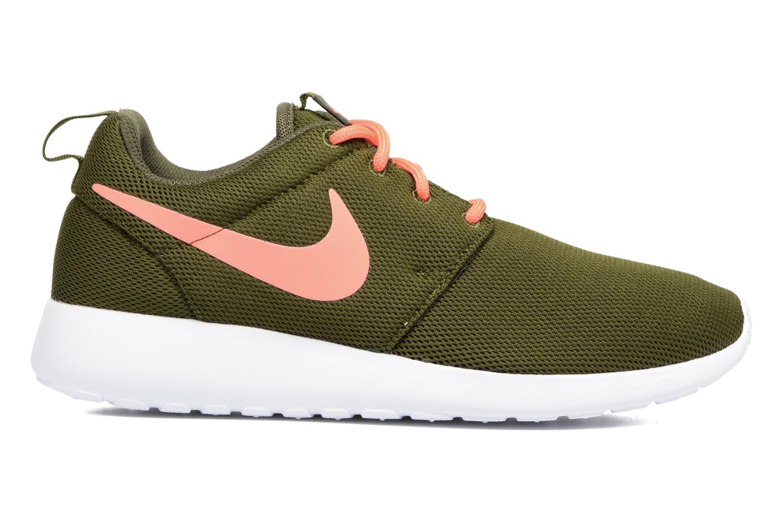 Trainers Nike Wmns Nike Roshe One Green back view