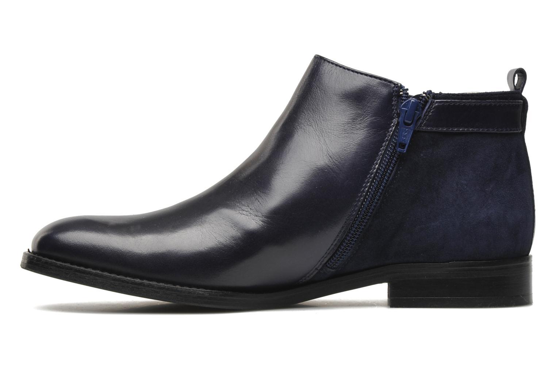 Boots en enkellaarsjes Georgia Rose Tatouille Blauw voorkant