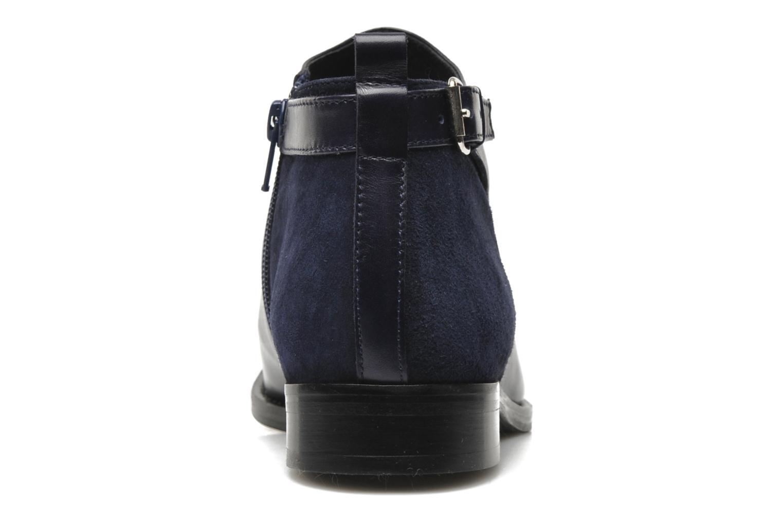 Boots en enkellaarsjes Georgia Rose Tatouille Blauw rechts