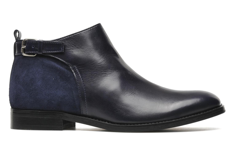Stiefeletten & Boots Georgia Rose Tatouille blau ansicht von hinten
