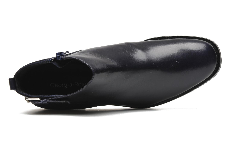 Stiefeletten & Boots Georgia Rose Tatouille blau ansicht von links