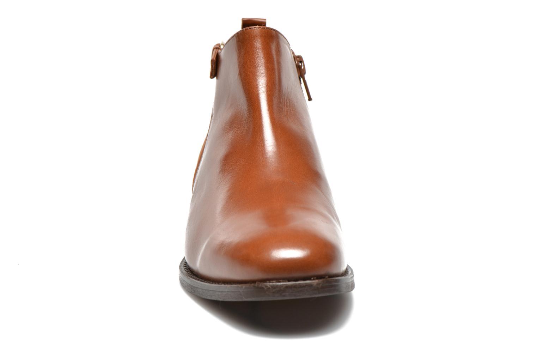 Boots Georgia Rose Tatouille Brun bild av skorna på