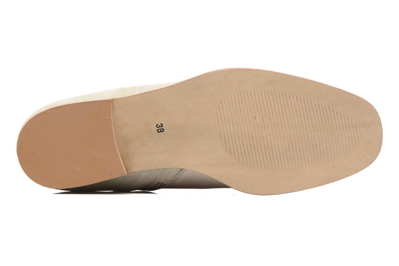 Stiefeletten & Boots Georgia Rose Tatouille beige ansicht von oben