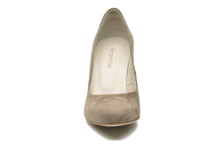 High heels Georgia Rose Tatuc Beige model view