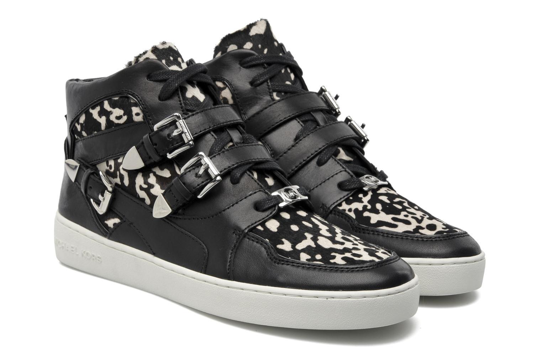 Sneaker Michael Michael Kors Robin High Top schwarz 3 von 4 ansichten
